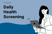 daily screening icon
