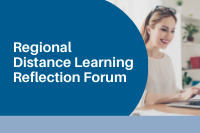 distance learning forum graphic